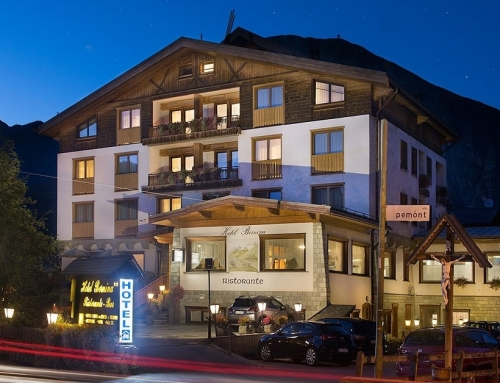 Hotel Bernina Livigno