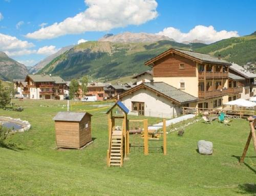 Hotel Valtellina Livigno