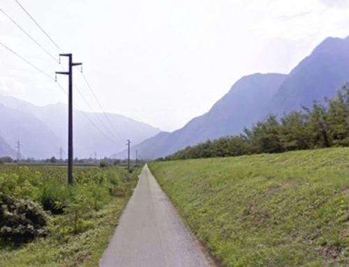 La Piana di Chiavenna va preservata così com'è! No alla strada in Comune di Samolaco che distrugge la rete ecologica